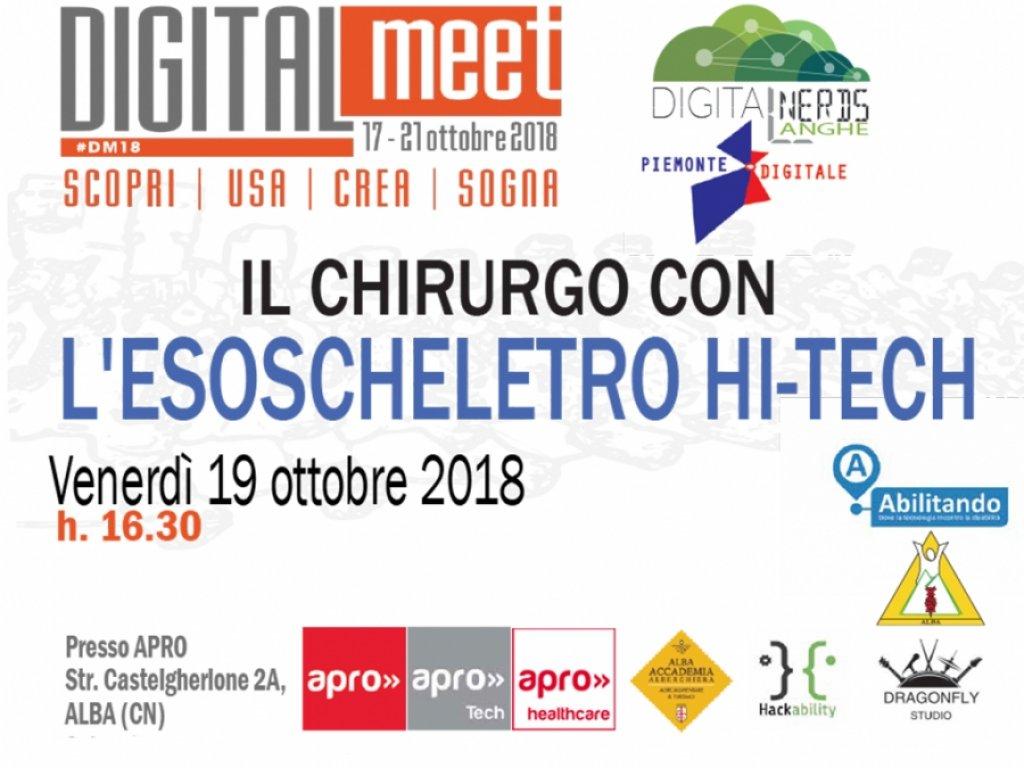 Digitalmeet2018 in APRO Formazione