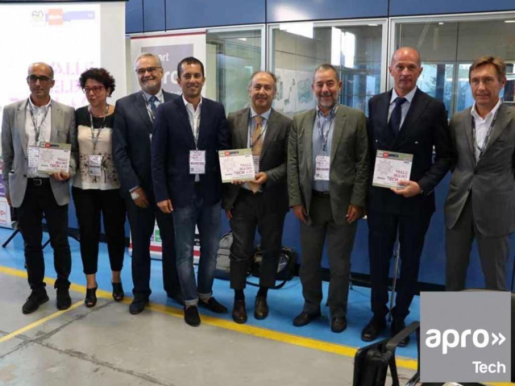 VALLE BELBO TECH 4.0: in distribuzione l'indagine sull'industria 4.0 di Canelli, Nizza e Valle Belbo