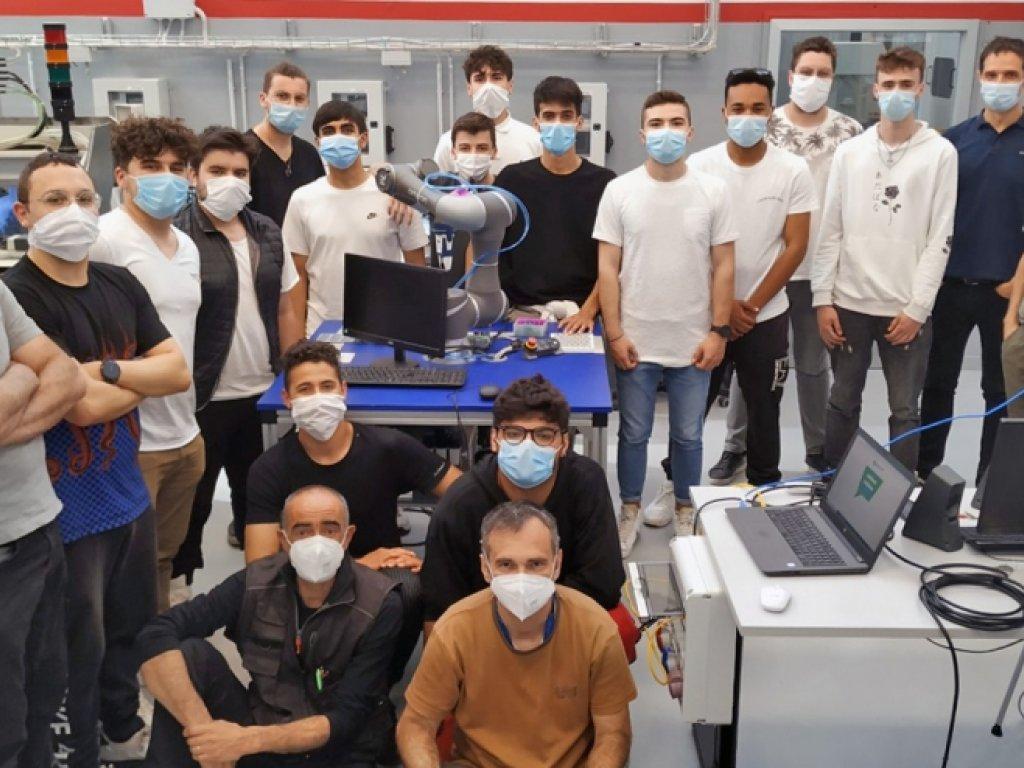 Olimpiadi Siemens dell'Automazione: vince AproTech