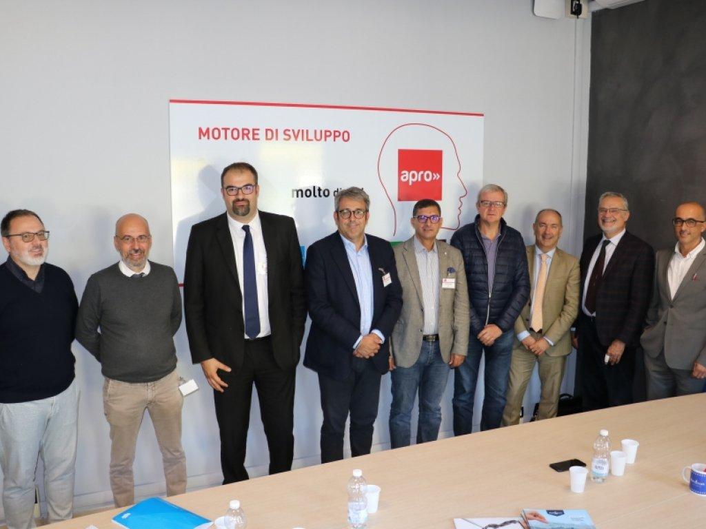 APRO Formazione: Pôle compétitivité Bizerte incontra le migliori aziende del settore Tech dell'Albese