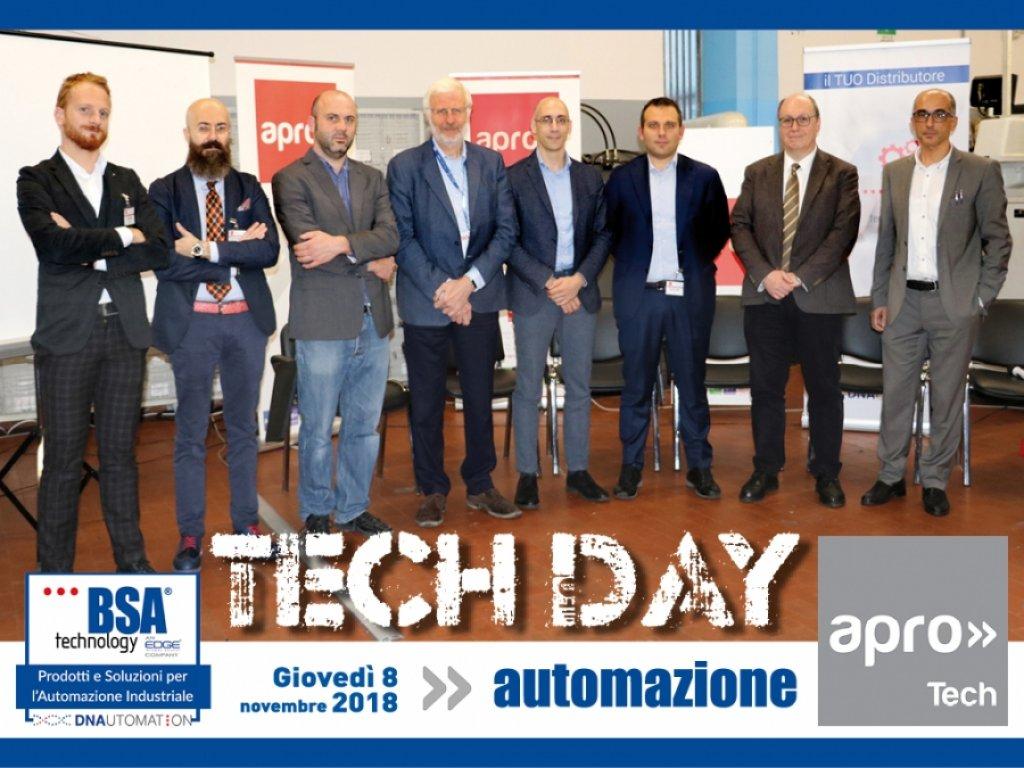 APRO TECH: Hub tecnologico per l'automazione ad Alba